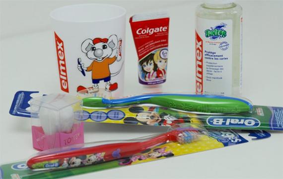 Hygiène dentaire et prophylaxie adaptée aux plus jeunes de nos patients